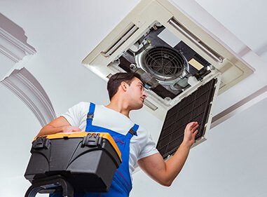 HVAC Repair Contractor Plano TX