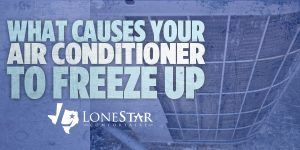 What Causes Your Air Conditioner to Freeze Up