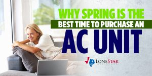 Why Spring Is The Best Time To Purchase An AC Unit